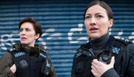 Vicky McClure and Kelly Macdonald in Line of Duty season 6, BBC One (Photo: BBC)