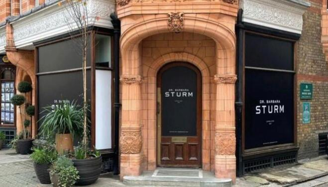 DR. Barbara Sturm's new clinic in London