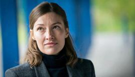 Kelly Macdonald in Line of Duty season 6, BBC One (Photo: BBC)