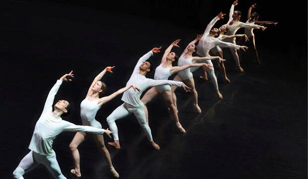 Dutch National Ballet online: METAMORPHOSIS review
