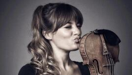 Your digital diary: culture to stream this week: 26 April - 3 May. Photo: Nicola Benedetti. Credit: Andy Gotts