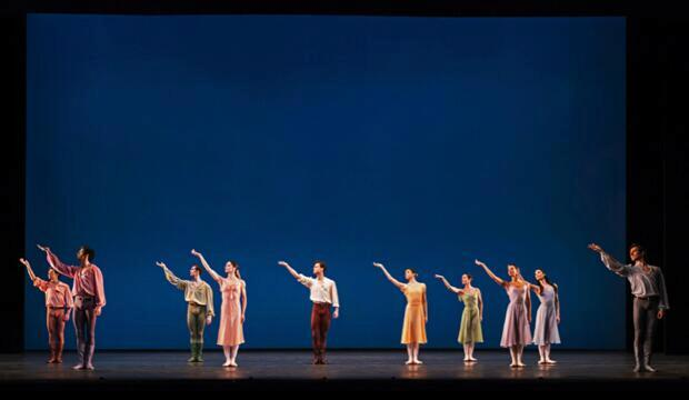 The Royal Ballet, Balanchine/Robbins Bill