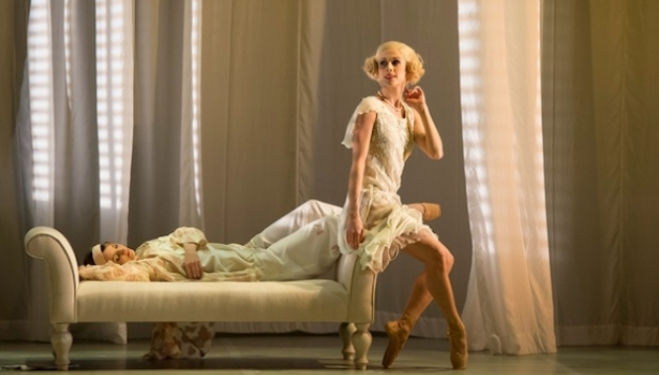 Northern Ballet: The Great Gatsby, Sadler's Wells