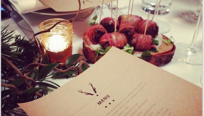 Enjoy an extravagant Scandinavian feast with the Nordic Yulefest
