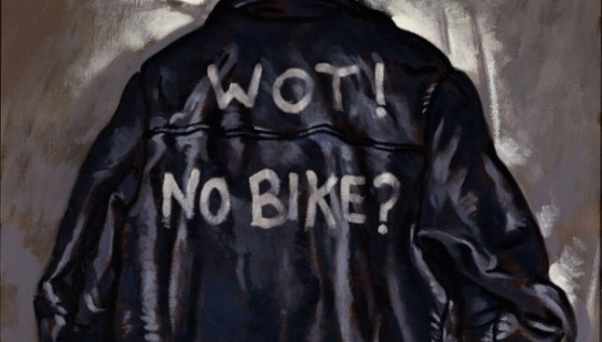 Paul Simonon – Wot No Bike 21 January to 6 February