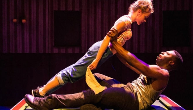 Culture Whisper Review: Othello, Lyric Hammersmith Theatre ⭑⭑⭑⭑⭒