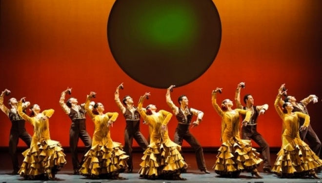 Flamenco Festival London, Sadler's Wells