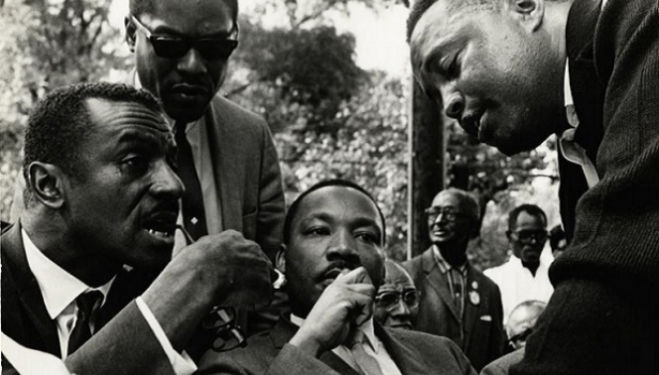 Bob Fitch Martin L. King (Dr Martin Luther King Jr.) Birmingham, Alabama, United States of America, December 1965, The Black Star Collection, Ryerson Image