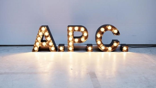 A.P.C. sample sale