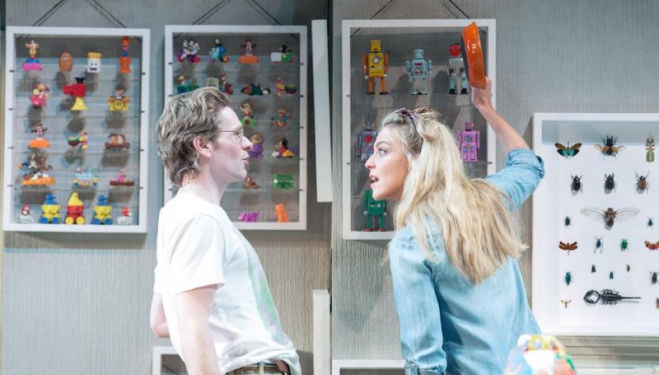 Culture Whisper review: Hello/Goodbye, Hampstead Theatre ⭑⭑⭑⭒⭒