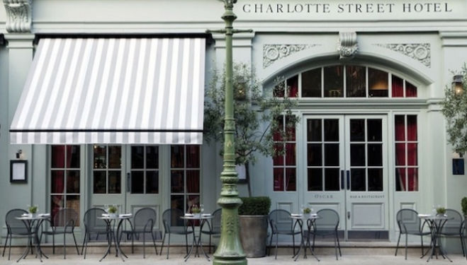 Firmdale Film Clubs: The Charlotte Street Hotel