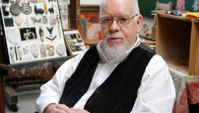 Peter Blake in Conversation with Rachel Cooke, Barbican Centre