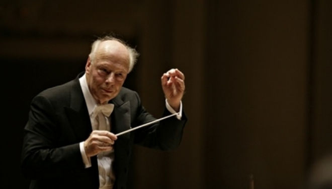Bernard Haitink and the LSO, Barbican