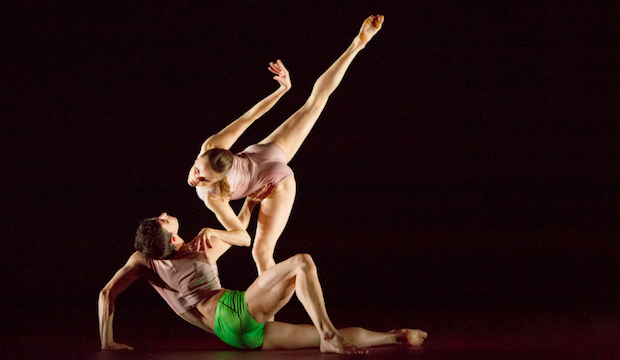 Wayne McGregor: Atomos, Review