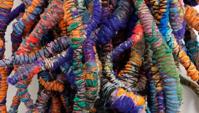 Mon 23 Feb 2015–Sun 19 Apr 2015 Sheila Hicks: Foray into Chromatic Zones