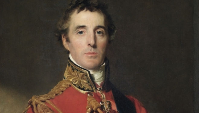 Copyright: Wellington Collection, Apsley House, London (English Heritage)  Arthur Wellesley, 1st Duke of Wellington by Sir Thomas Lawrence, 1815-16