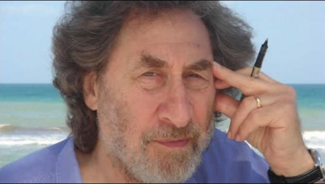 Howard Jacobson in conversation, British Library