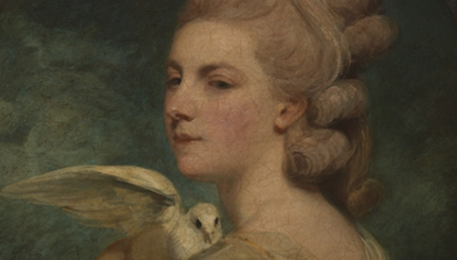 Sir Joshua Reynolds (1723-1792), Mrs. Mary Nesbitt (1781)