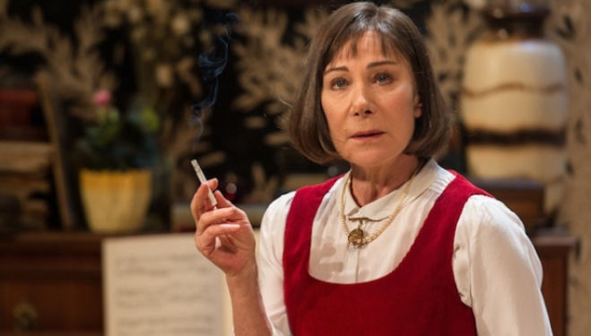 Zoe Wanamaker as Stevie Smith