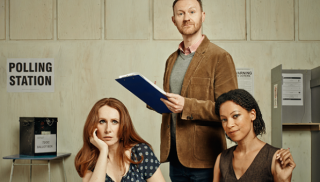 The Vote, Donmar Warehouse