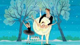 ENB and ENB School - My First Ballet Swan Lake