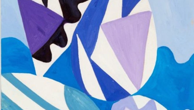 Gillian Ayres: New Paintings and Prints  13th Apr 2015 - 30th May 2015, courtesy Alan Cristea Gallery