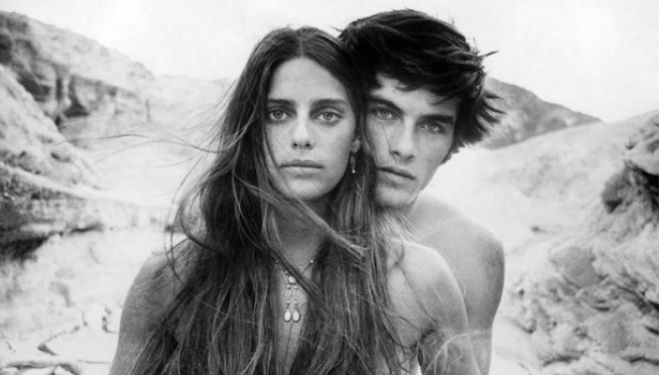 Still from Antonioni's 'Zabriskie Point'