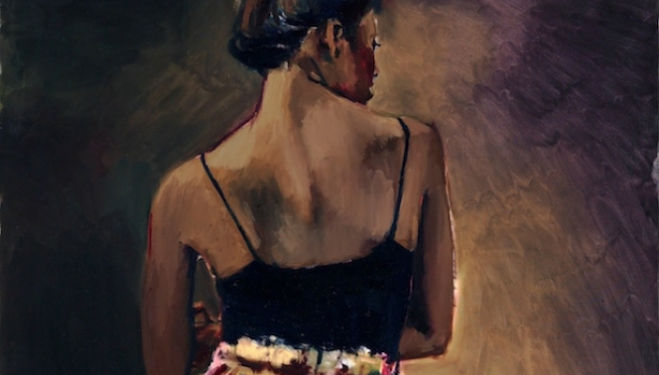 courtesy of Lynette Yiadom-Boakye, Serpentine Galleries