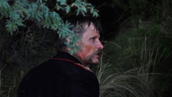 Still from Jauja starring Viggo Mortensen