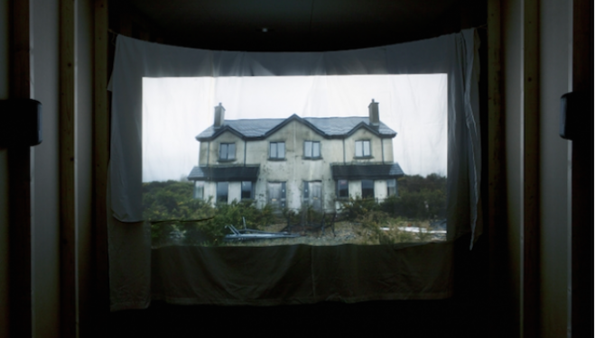 Ghost Dwellings I-III, 2013-14 HD video, colour, stereo & three room installations