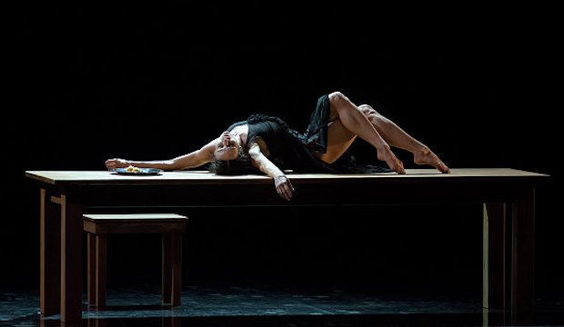 Diana Vishneva Review: On the Edge
