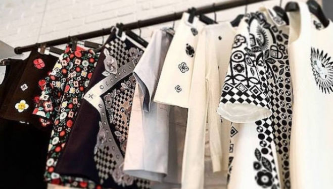 Designer sample sale: Lou Dalton, Holly Fulton, Sibling and Eudon Choi