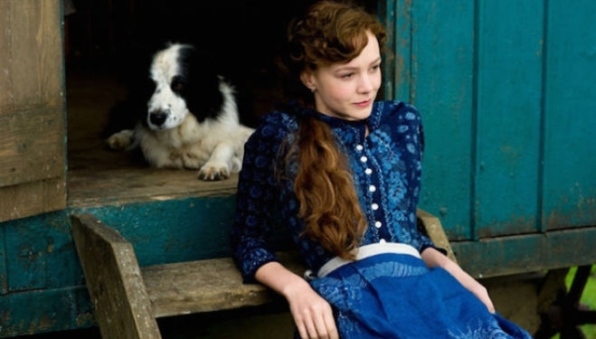 Carey Mulligan in Vinterberg's adaptation of 'Far From The Madding Crowd'