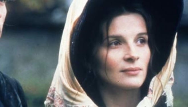 Juliette Binoche in Horseman on the Roof