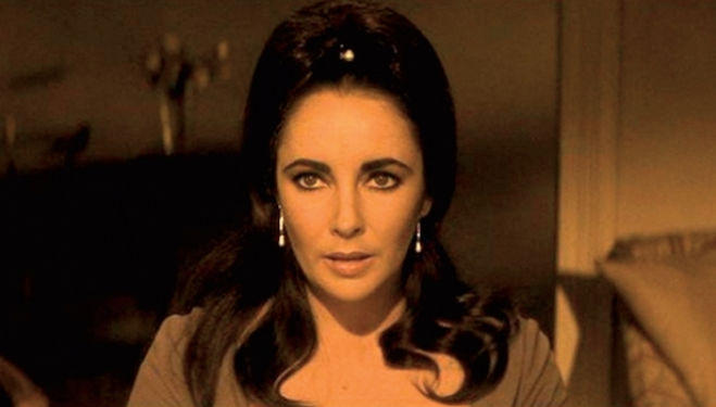 Elizabeth Taylor in 'Reflections in a Golden Eye'