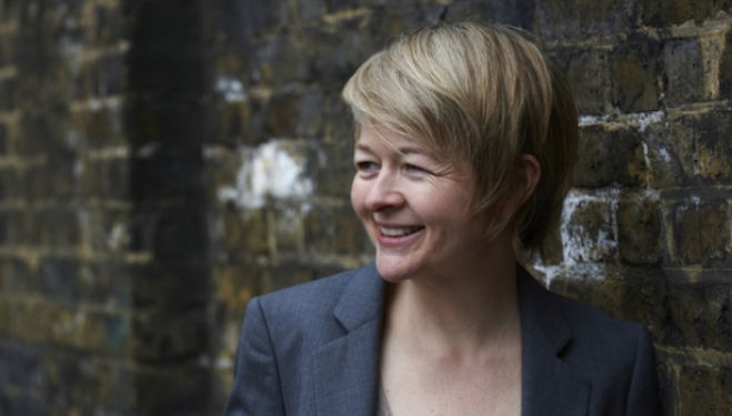 Sarah Waters - photo by Charlie Hopkinson