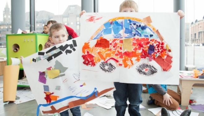 Children's Art Week 2015