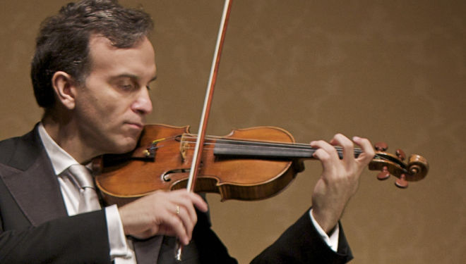 Gil Shaham & the Sejong Sololists, Wigmore Hall
