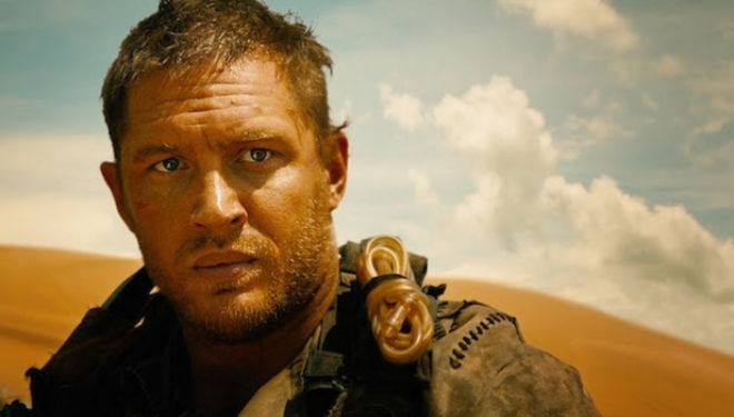 Tom Hardy in 'Mad Max: Fury Road'