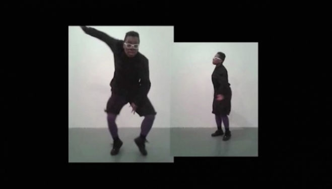 Evan Ifekoya, Nature/Nurture sketch (still), 2013. Video, 6 min 12 sec. Courtesy: the artist