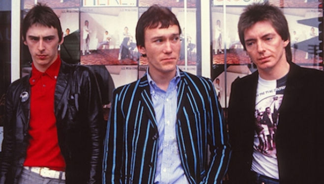 The Jam, band photograph, courtesy Somerset House
