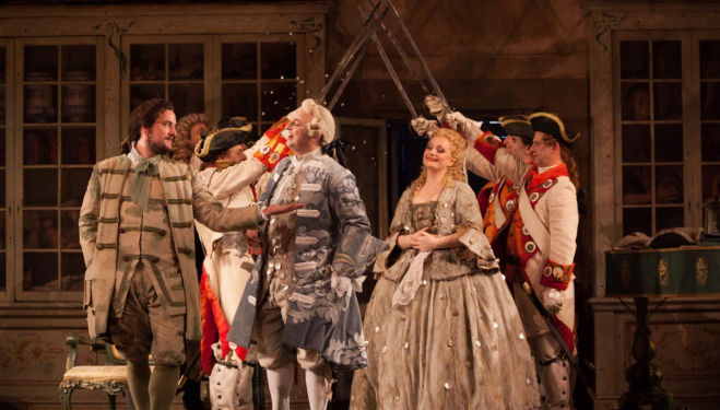 The Barber of Seville, London Coliseum