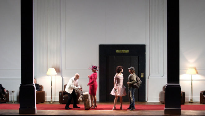 The beloved production of Strauss' Ariadne auf Naxos, back for three evenings