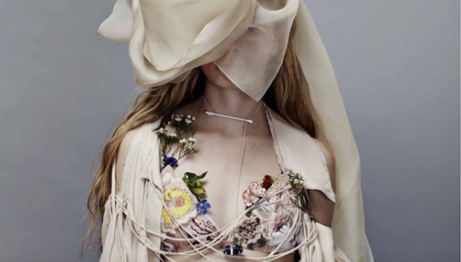London College of Fashion BA 2015 exhibition