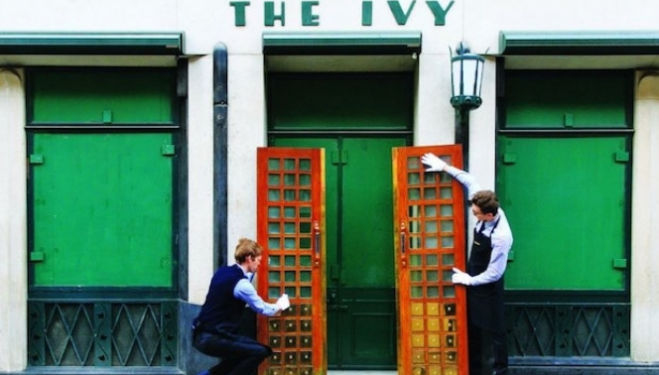 One of the best pre theatre restaurants West End London has seen, The Ivy reopens its doors on 1 June