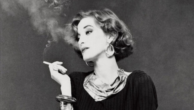 Loulou de la Falaise at V&A: fashion talks, London