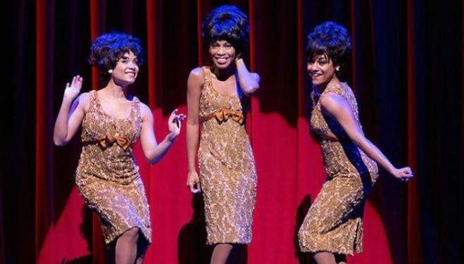 Broadway show Motown The Musical comes to London