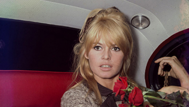 Brigitte Bardot, today's most glamorous living sex symbol, Dadiani Fine Art gallery exhibition
