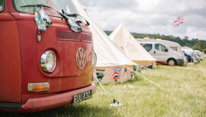 New music festival in Devon: Somersault 2015 Festival Returns