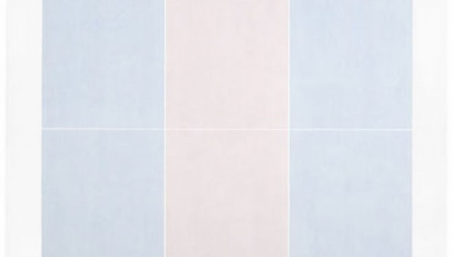 Agnes Martin (1912-2004) Untitled #3 1974 Des Moines Art Center, Iowa, USA © 2015 Agnes Martin / Artists Rights Society (ARS), New York
